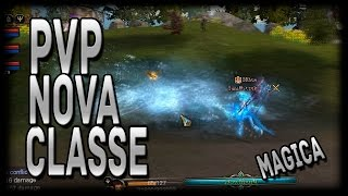 PWI - Nova Classe Magica StormBringer PvP For Fun Low lv
