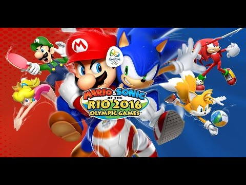 CAN WE STOP NOW?   Mario & Sonic at the Rio 2016 Olympic Games #1