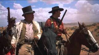 The Searchers (1956) - Theatrical Trailer