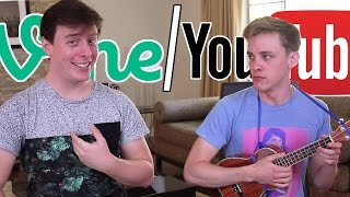 Vine vs YouTube: The Song (ft. Thomas Sanders)