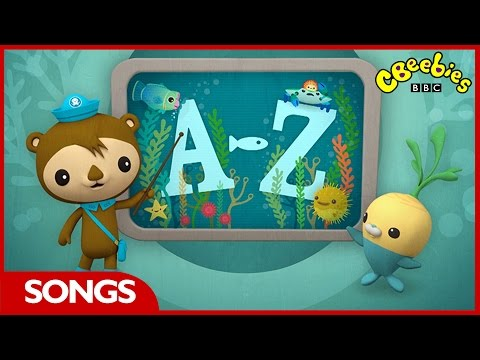 CBeebies: Octonauts  A to Z Creatures Song