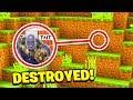 Minecraft : We Destroyed Thanos SECRET BASE! (Ps3/Xbox360/PS4/XboxOne/PE/MCPE)