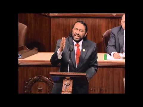 Rep. Al Green Discusses the Importance of the Fiduciary Duty of Financial Advisers to Their Clients