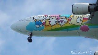 Download lagu EVA Airways Airbus A330-300 (B-16332) takeoff from KIX/RJBB (Kansai - Kansai) RWY 06R