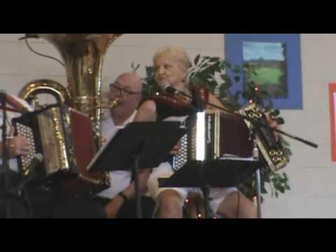 A Few Songs From Millie's Polka Band, Czech & Slovak American Festival, Dearborn Heights, MI 7-16-16