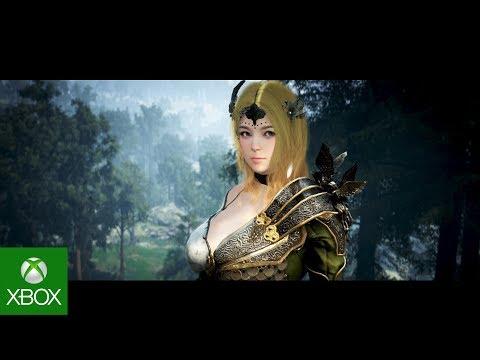 Black Desert on Xbox One - 4K Trailer