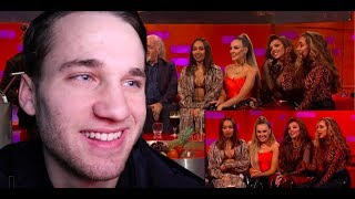 Little Mix - Think About Us (Graham Norton Performance/Interview) Reaction