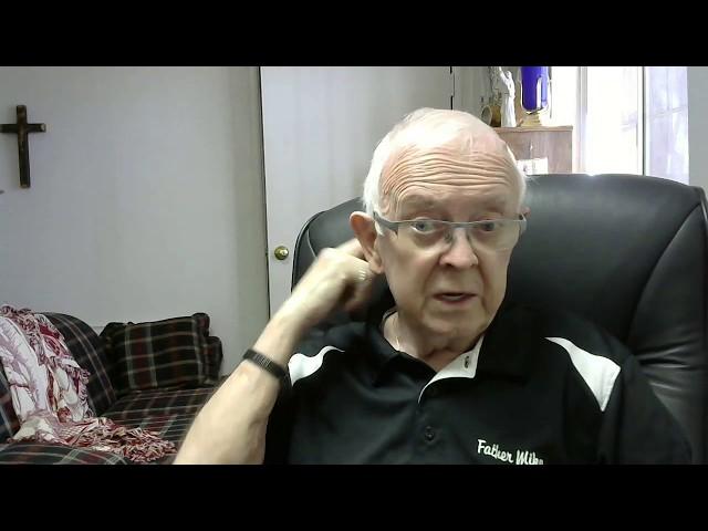 Fr. Michael Barry June Teaching