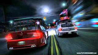 Need For Speed Carbon - Grandmaster Flash & Furious Five - Scorpio