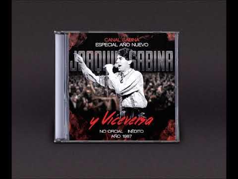 Joaquín Sabina y Viceversa Inédito 1987 - El disco que no se llegó a grabar