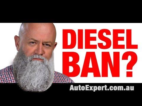 Will Australia ban diesel cars? | Auto Expert John Cadogan