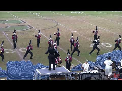 Nash Central High School Marching Band 11/4/2017