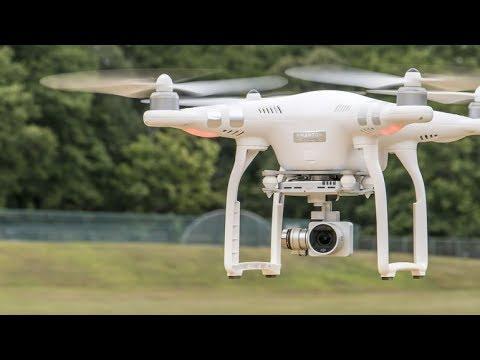 Đập Hộp Flycam Phantom 3 SE- Quay video 4K - Của Namvxk tại FPT Shop Phố Ghẽ