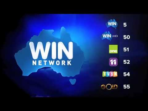 WIN Network  Northern NSW Placeholder September 2017