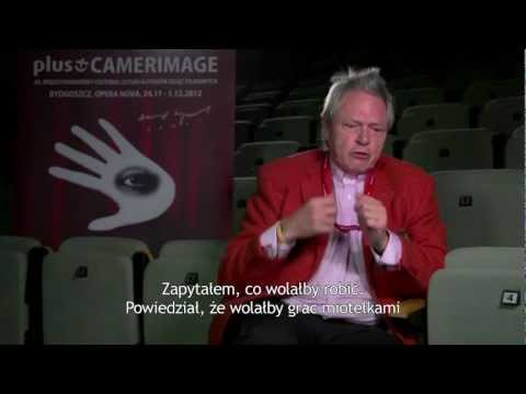 Plus Camerimage Michael Lindsay-Hogg interview