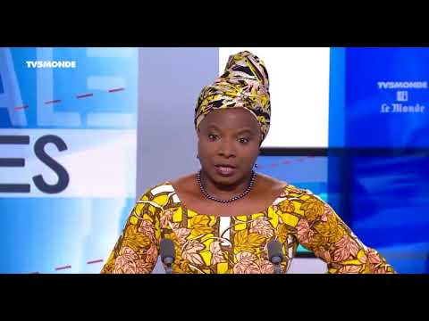 Angélique Kidjo, invitée de TV5Monde