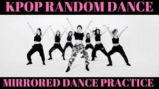 KPOP RANDOM DANCE CHALLENGE 2019 (MIRRORED)