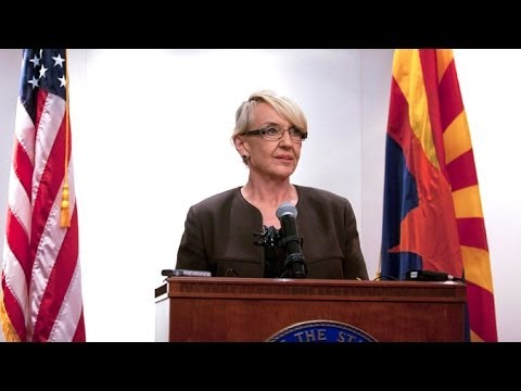 Arizona Governor Jan Brewer Vetoes The 'Anti-Gay' Slash 'Religious Freedom' Bill
