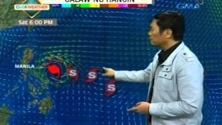 24 Oras: JTWC:  Isa nang super typhoon ang Bagyong Maysak