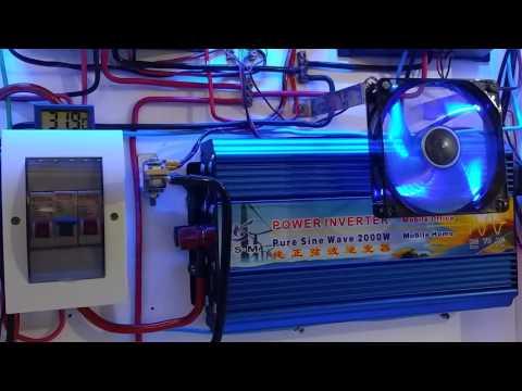 Energia solar off grid Aprimoramento no sistema