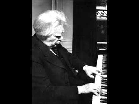 Edwin Fischer plays Schumann Fantasie Op. 17