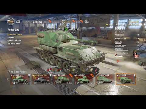 World of Tanks Tank Madness 2018 Week 2 reward 50k silver and days of premium