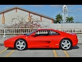 1995 Ferrari F355 GTB Berlinetta walk around - (SOLD) - CALL 305-988-3092