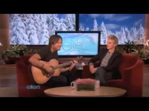 Keith Urban Dedicates Song To Kevin Jonas On The...