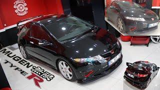 Honda FN2 TypeR / Mugen Body Kit // Bi Xenon Mercekli Far Dönüşümü