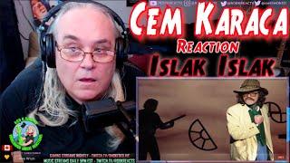 Cem Karaca Reaction - Islak Islak Video - Requested