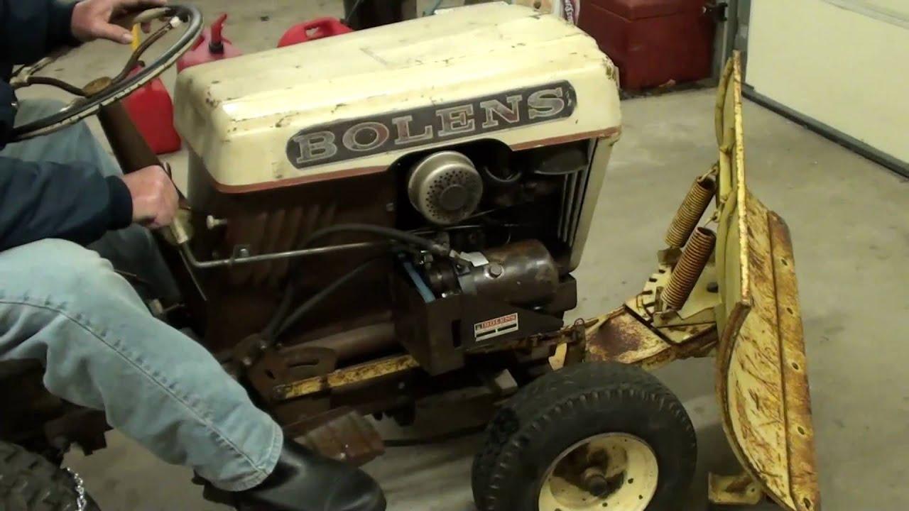 Bolens 800 Hydraulic Pump
