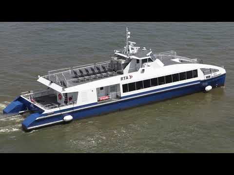 Metal Shark Completes New Passenger Ferries for New Orleans Regional Transit Authority