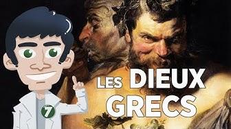 L'HISTOIRE BORDELIQUE DE LA MYTHOLOGIE GRECQUE - DOC SEVEN