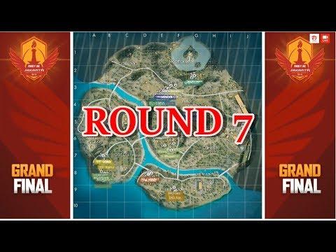 download FREE FIRE Jakarta Invitational   Grand Final 2018 - ROUND 7