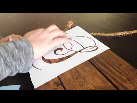 DIY Wood Creations Kit Tutorial- Family Establishment- February 2016
