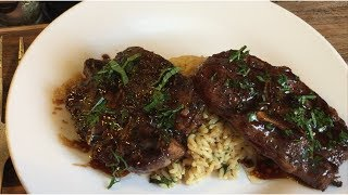 How to make Lamb shoulder chops