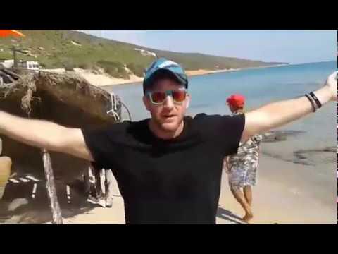 Joe the most Tunisian of Americans speaks in Tunisian Arabic