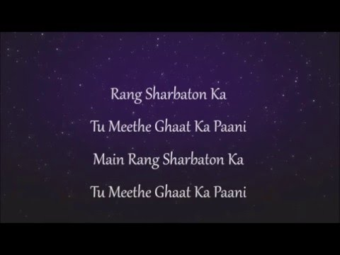 Mein Rang Sharbaton Ka Cover By Praful And...