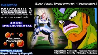Super Vegeta Transformation- [Faulconer Instrumental]