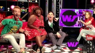 BlackBoxTV Goes Supernatural with Tony V and Shanna Malcolm (GEEK WEEK)
