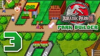 Game | A New Start Jurassic Park Park Builder GBA Jurassic Park Month | A New Start Jurassic Park Park Builder GBA Jurassic Park Month