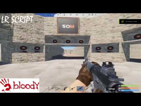 Download Rust No Recoil Script 2019 Bloody Mouse Fire Rate