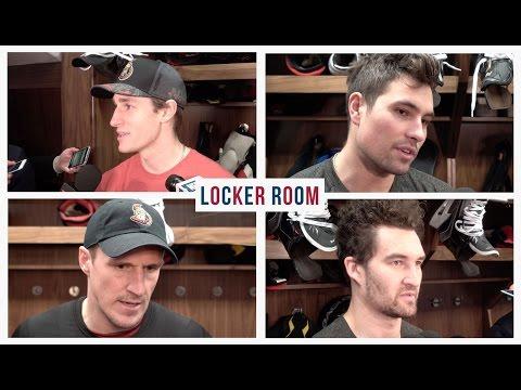 April 13: Sens vs. Bruins - Player Media