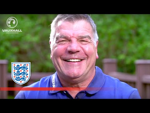 "Sam Allardyce ""absolutely delighted"" to be new England manager 