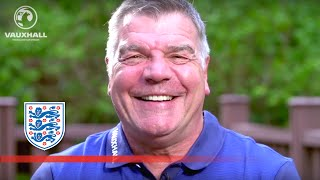 """Sam Allardyce """"absolutely delighted"""" to be new England manager 