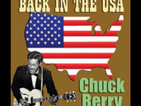 Chuck Berry - Back In The USA  (Rare 'Mono-to-Stereo' Mix  1959)