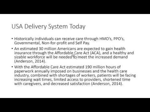 Health Care Comparison and Future Recommendations