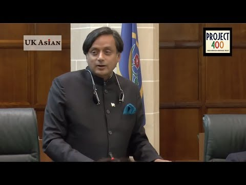 Empire Debate Supreme Court London Dr. Shashi Tharoor, William Dalrymple