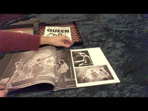 Queen News Of The World 40th Anniversary Set Unboxing