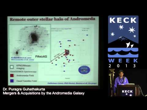 Keck Week: #11 - Mergers and Acquisitions by the Andromeda Galaxy as Documented by Keck